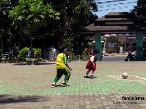 feminisme sepakbola rakyat.