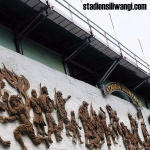 relief stadion siliwangi